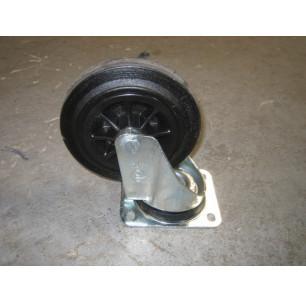 Roue 160 mm sans frein