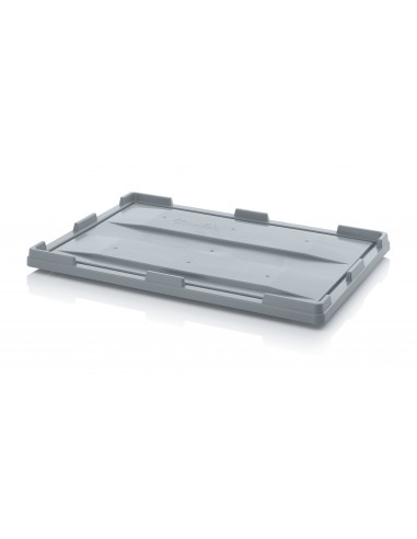 Couvercle  PEHD Gris 1200 x 800